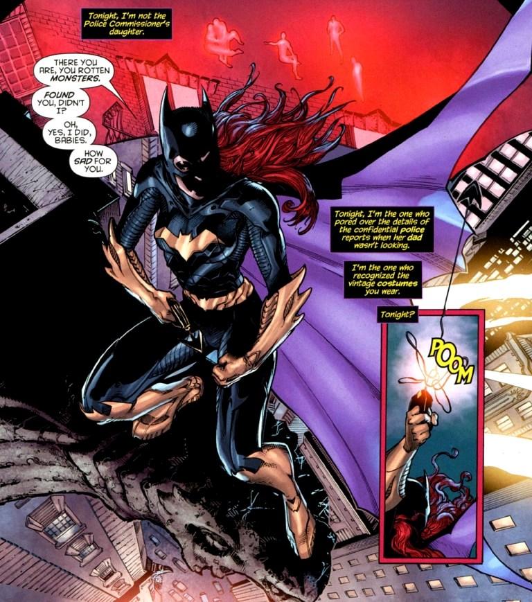 Image - Batgirl Barbara Gordon 0040.jpg - DC Comics Database