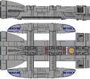 Battlestar Spartan (Battlestar D8)