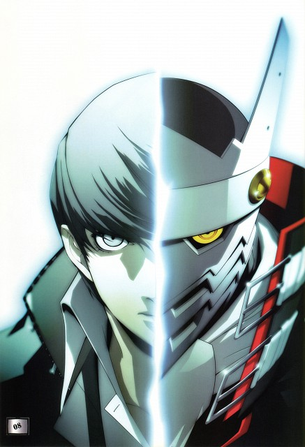 Protagonist Persona 2 File:persona 4 Protagonist 2