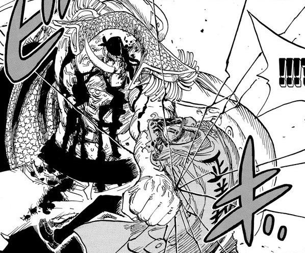 WHAT IF... Blackbeard vs Akainu (spoiler) : OnePiece