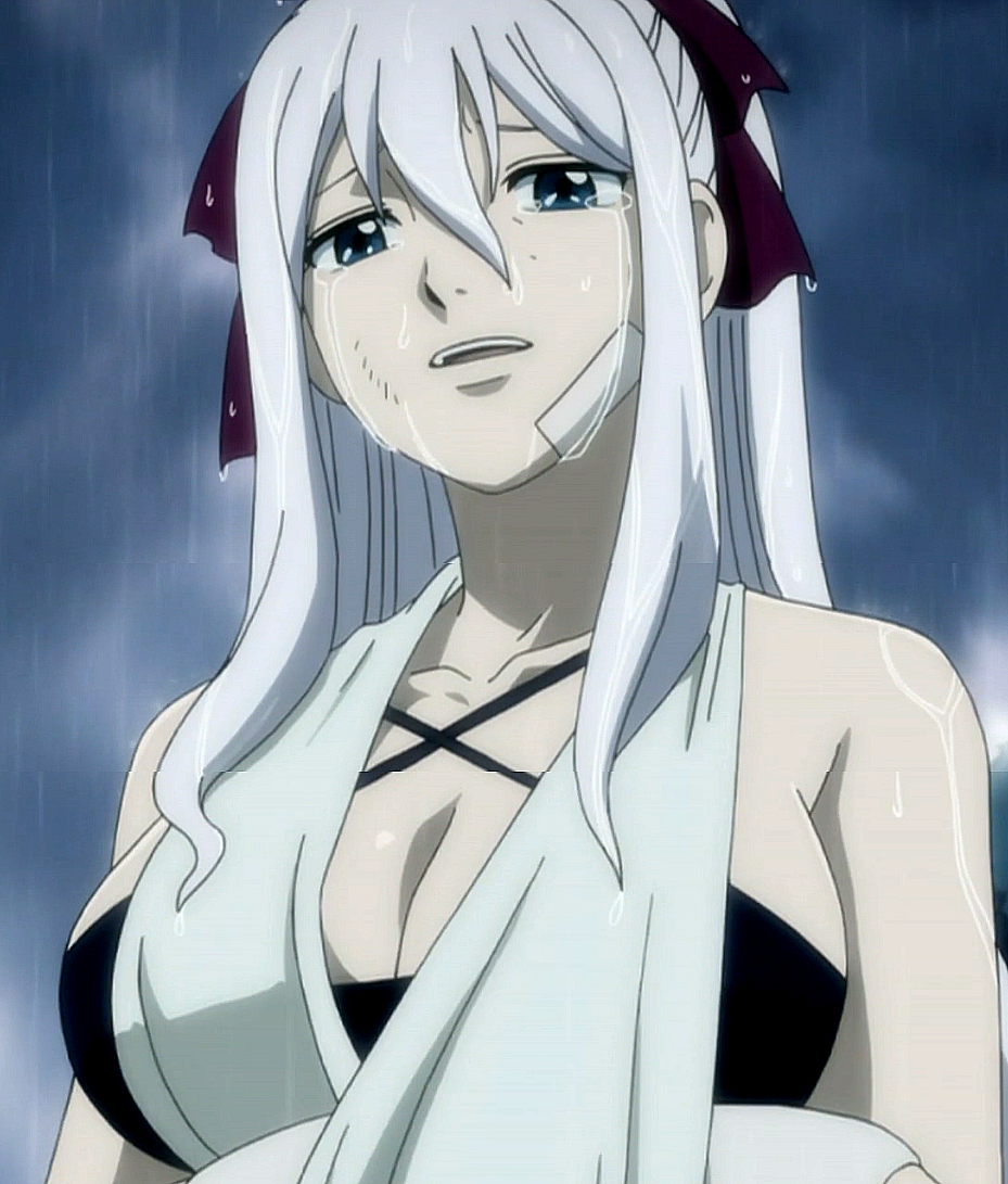 Mirajane fairy tail