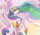 Princess Celestia/Fan Art