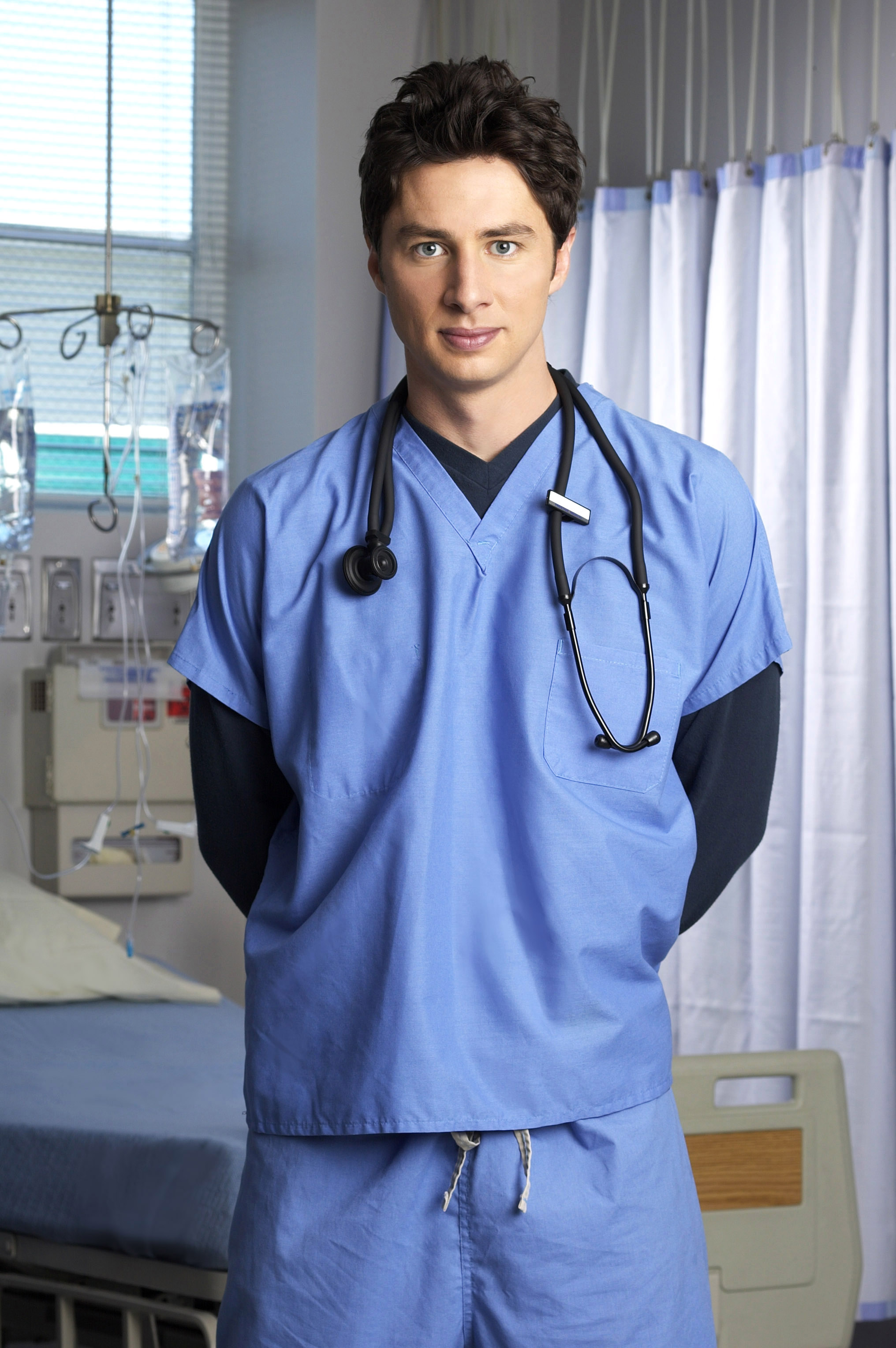 Scrubs Jd