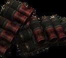 Kaliber 12x70 Schrotmunition