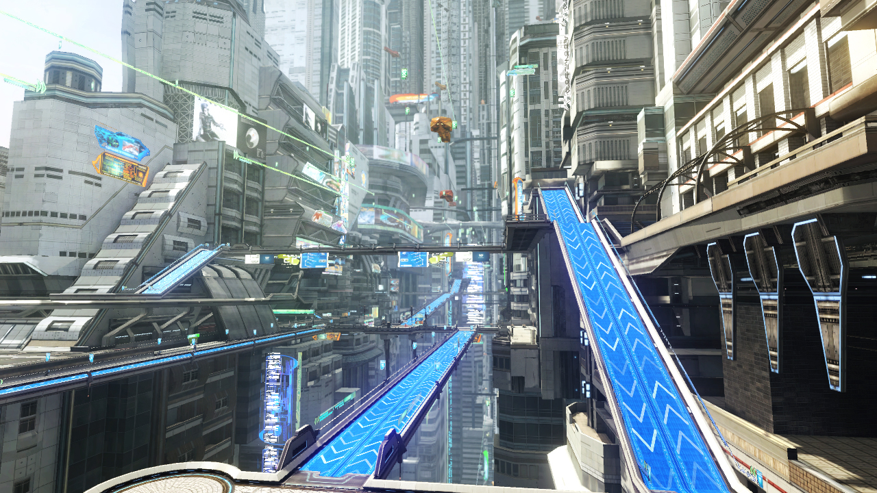 best looking city in the series finalfantasy