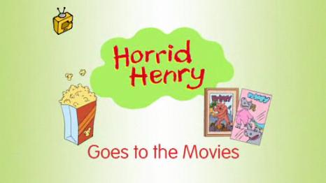 horrid henry youtube