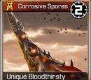 Corrosive Spores