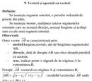 Analiză vectorială