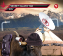 Card 313: Guard Yak