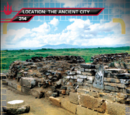 Card 314: The Ancient City