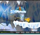 Level 14 Alien Campaign: Rocket Race