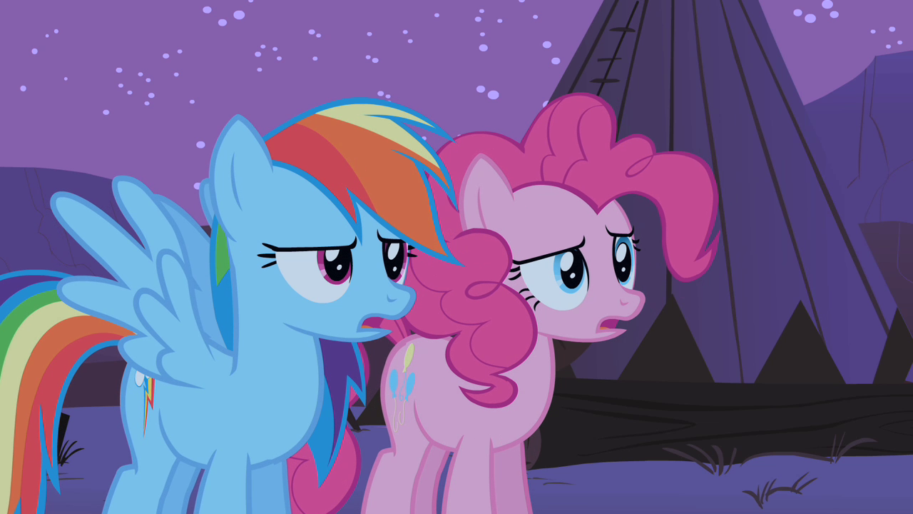 [Image: Pinkie_Pie_and_Rainbow_Dash_huh_S01E21.png]