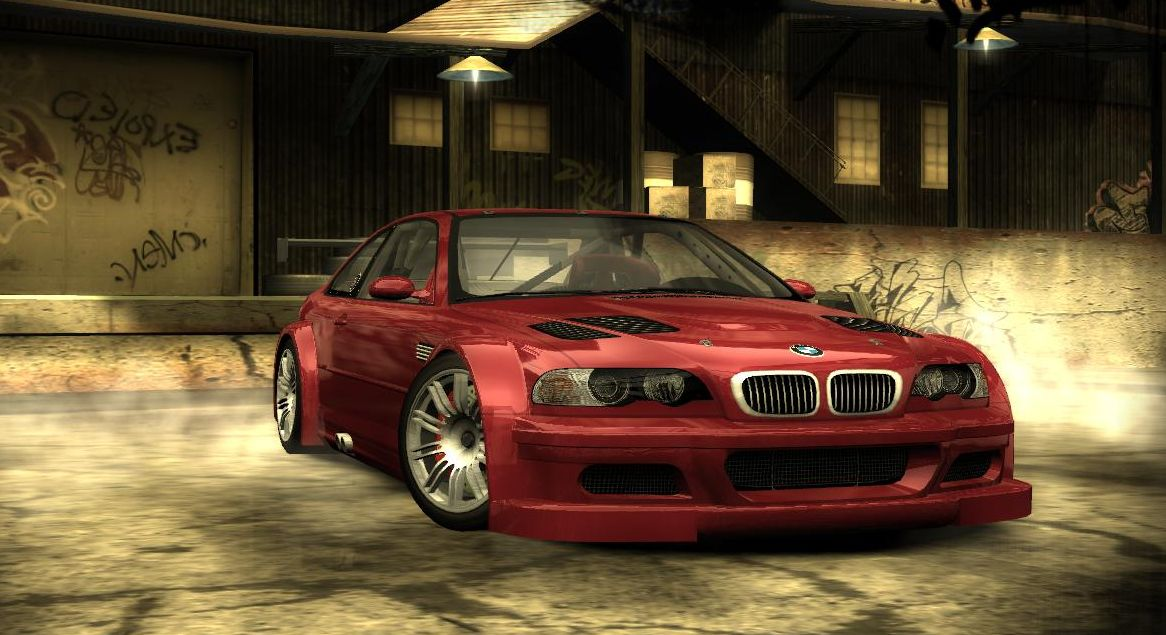 Image - NFS Most Wanted Red BMW M3 GTR.jpg at The Need for ...