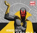 Avengers Origins: Vision Vol 1 1