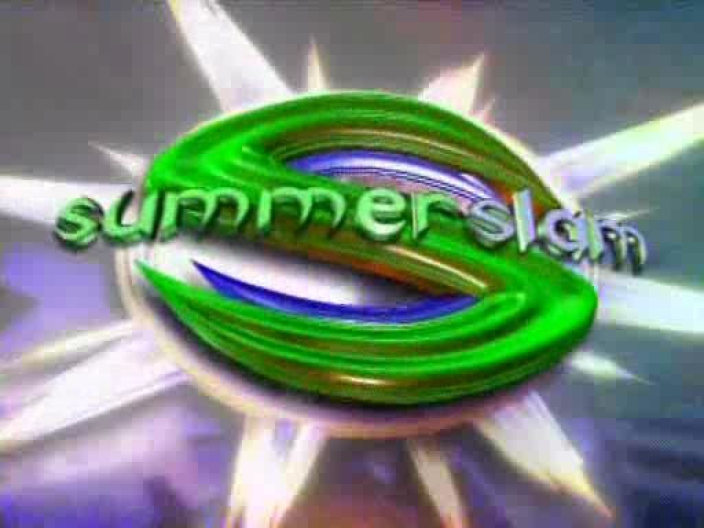summerslam logopedia the logo and branding site