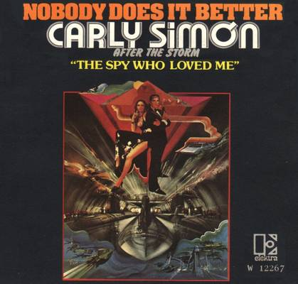 Nobody Does It Better Song James Bond 007 Wiki