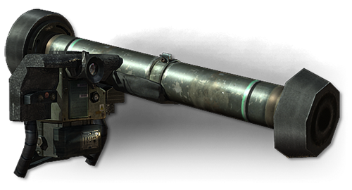 Javelin Rocket Launcher
