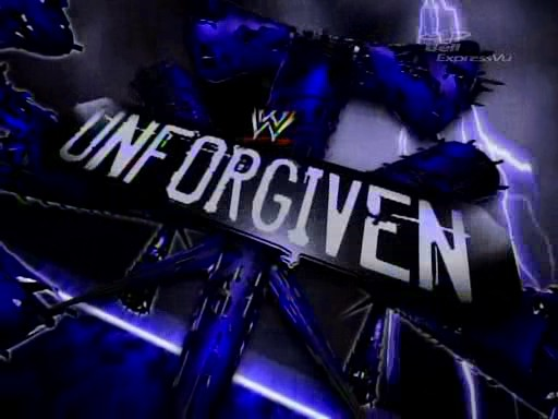 Wwe tables ladders and chairs logo - Wwe Unforgiven Logopedia The Logo And Branding Site
