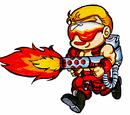Mercs Character Images
