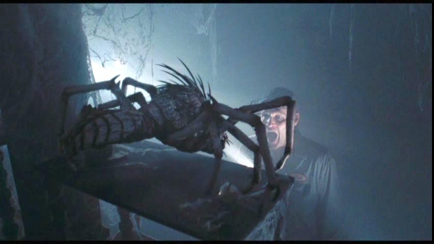 Image - Jim+Spider.jpg - Stephen King's The Mist Wiki
