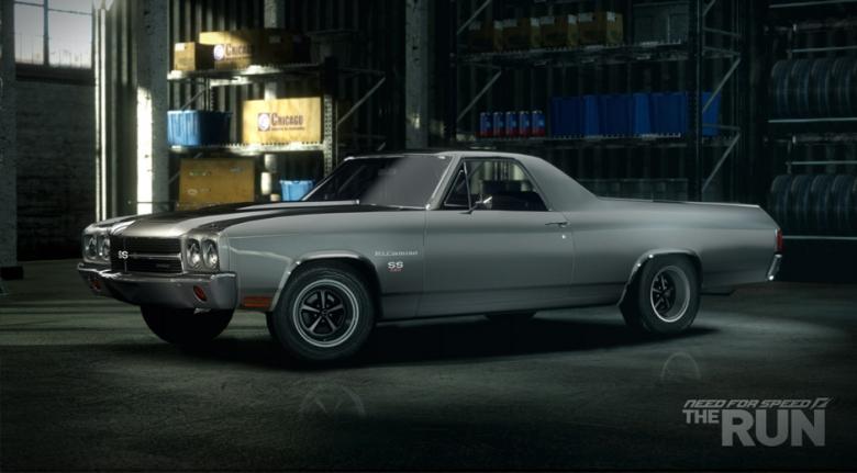 Chevrolet El Camino Ss Needforspeedtherun Wiki