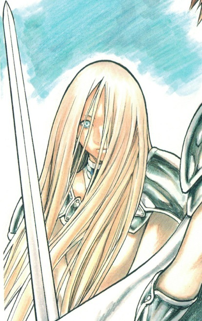 Miata - Claymore New Wiki - Claymore, Clare, characters ... Claymore Clarice