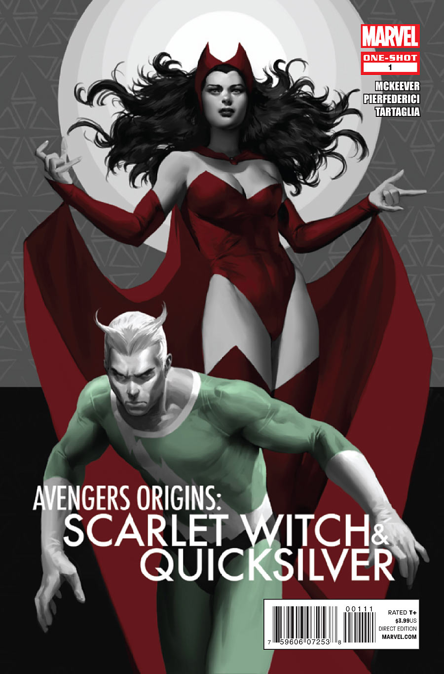 avengers origins the scarlet witch amp quicksilver vol 1 1