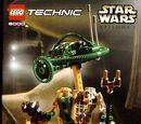 8000 Technic Pit Droid