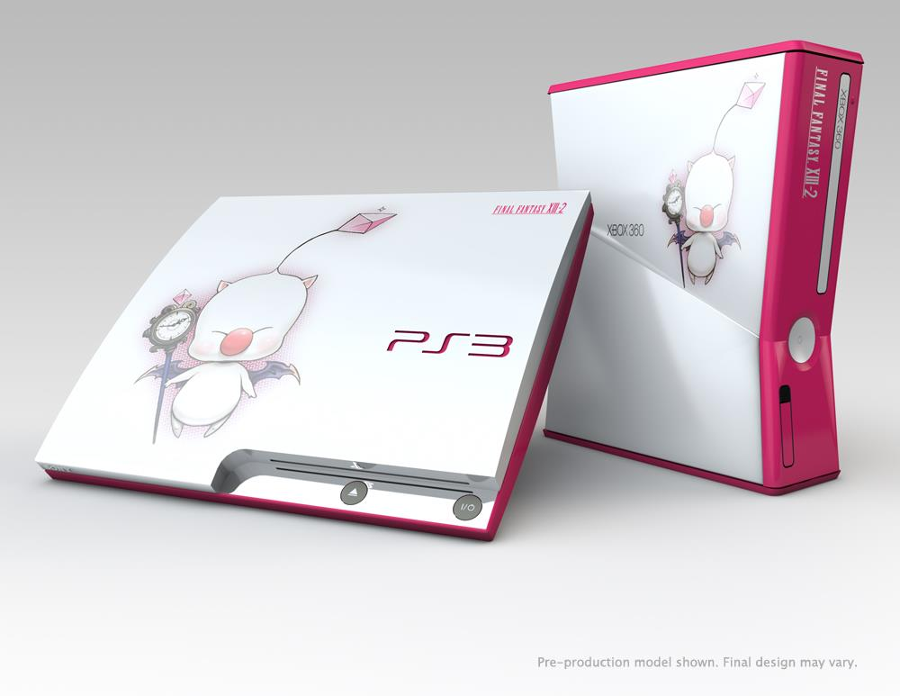 Final Fantasy Type-0 HD - Edition Collector [PS4/XboxOne] Moogle_Tour_XIII-2_PS3_Xbox360