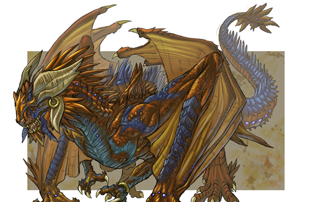 Earth Dragon: Dragon Handbook Wiki