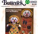Butterick 3962 A