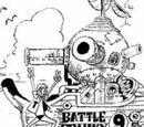 Táticas de Batalha de Franky