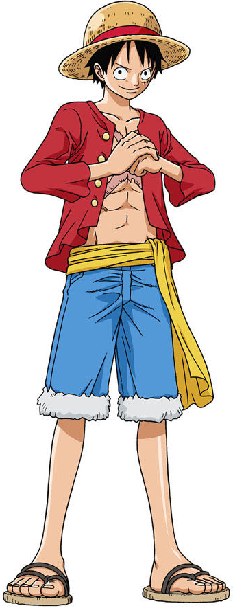 Image - Monkey D. Luffy Manga Post Timeskip Infobox.png ...