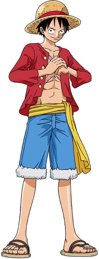 Image monkey d luffy manga post timeskip the one piece wiki manga anime - One piece 2 ans plus tard luffy ...