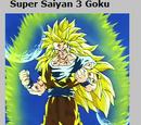Super Saiyan 3 Goku Card
