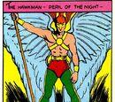 Hawkman Publication History