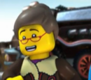 Television episode only minifigures