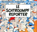 The Reporter Smurf