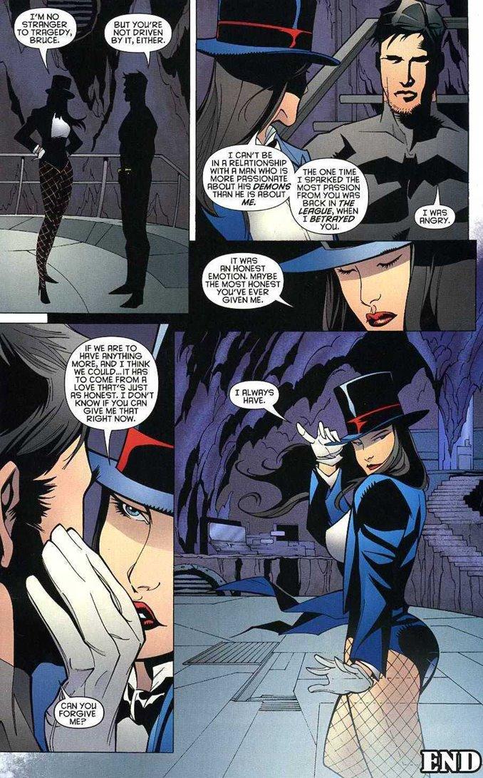 Zatanna - Batman Wiki