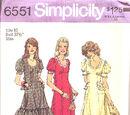 Simplicity 6551