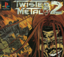 Twisted Metal 2: The Comic