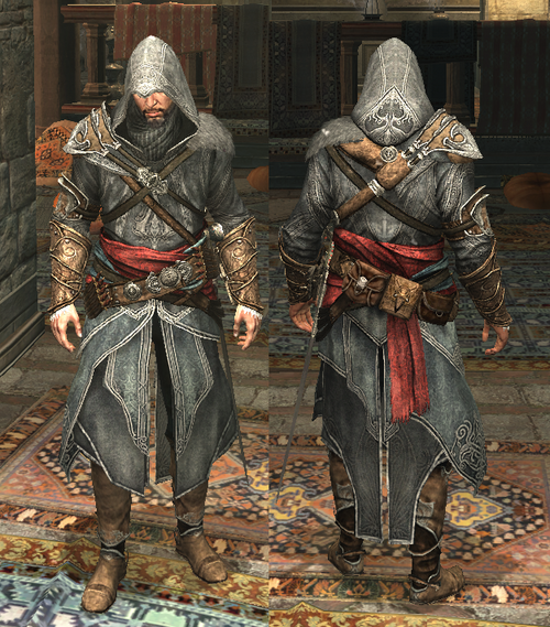 Assassin's Creed: Revelations outfits - Assassin's Creed Wiki - Wikia
