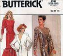 Butterick 4397 A