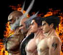 Mishima Clan