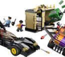 6864 Batmobile and the Two-Face Chase/Berrybrick
