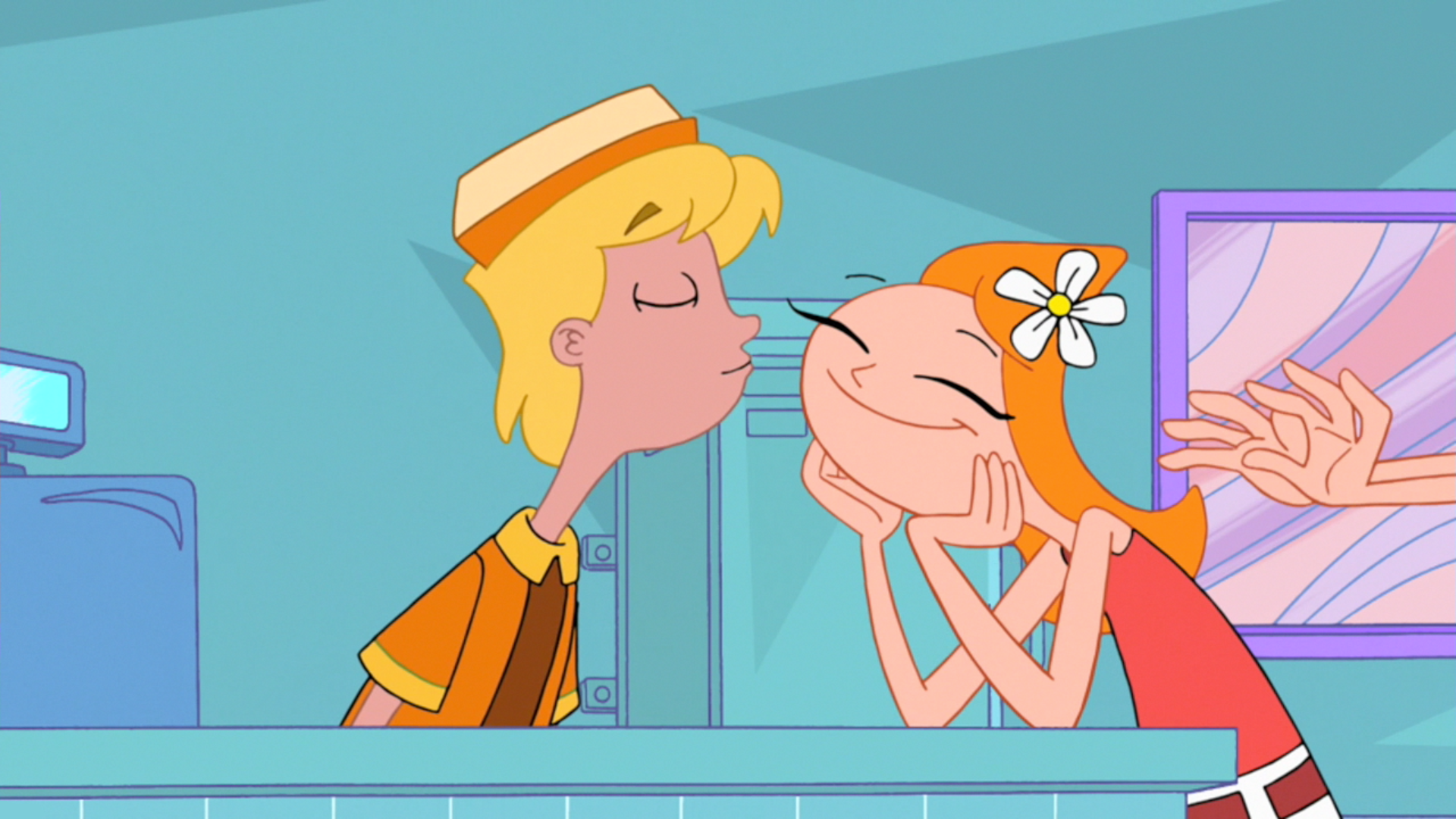 Jeremy phineas and ferb