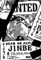81px-Jinbe's Wanted Poster