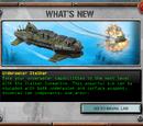 Stalker Submarine