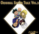 Hunter × Hunter Original Soundtrack Vol.3