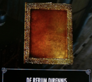De Rerum Dirennis